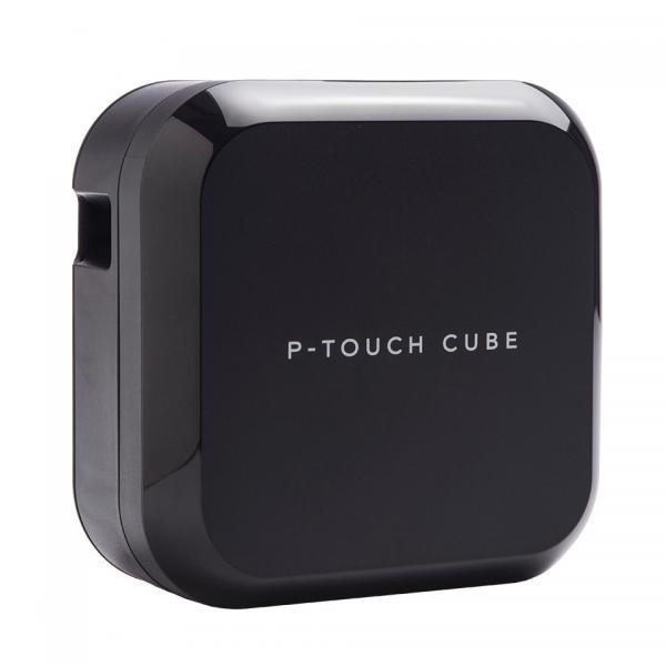 Brother CUBE Plus stampante per etichette (CD) Trasferimento termico 180 x 360 DPI Con cavo e senza cavo TZe