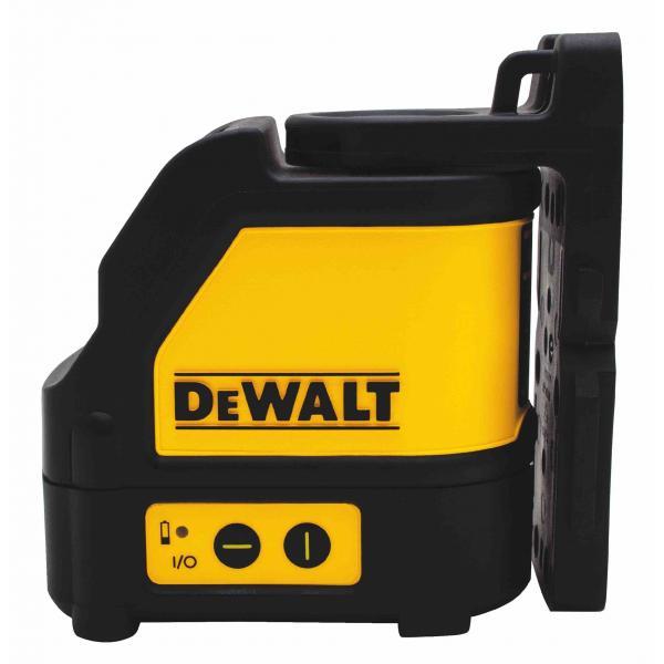 DeWALT DW088CG livello laser Livella lineare 30 m