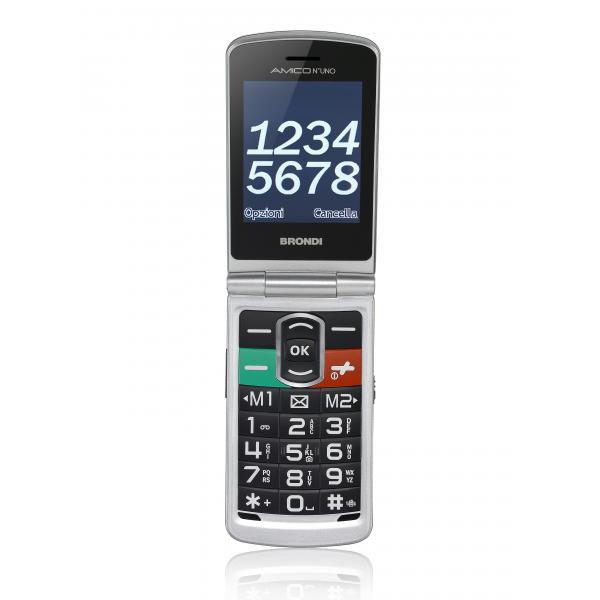 Amico N°Uno Senior Phone Dual Sim Display 3