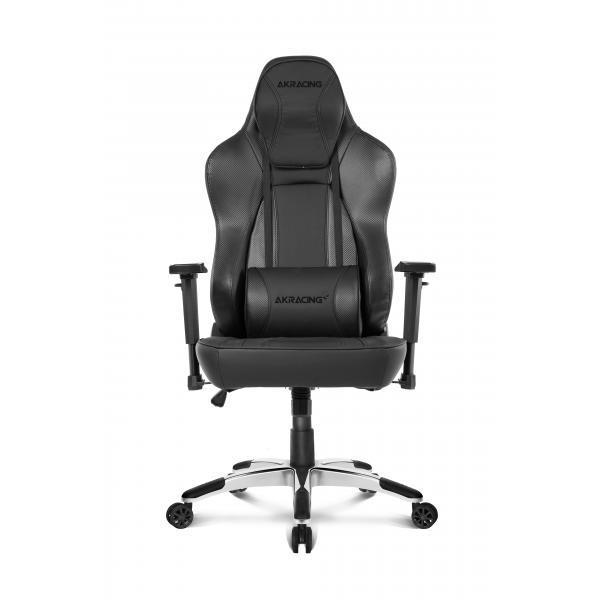 AKRacing Obsidian sedia da ufficio e computer Seduta imbottita Schienale imbottito