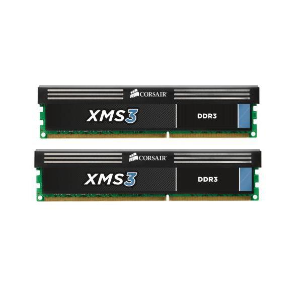 Corsair CMX8GX3M2A1600C9 8GB DDR3 1600MHz memoria 0843591010146 CMX8GX3M2A1600C9 TP2_CMX8GX3M2A1600C