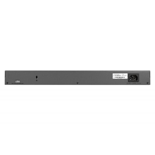 NETGEAR XS708T-100NES SWITCH L2+/L3 10G NERO