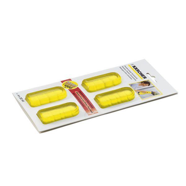 Kärcher, Set di detergente per vetri concentrato, 4 x 20 ml 6.295-302.0