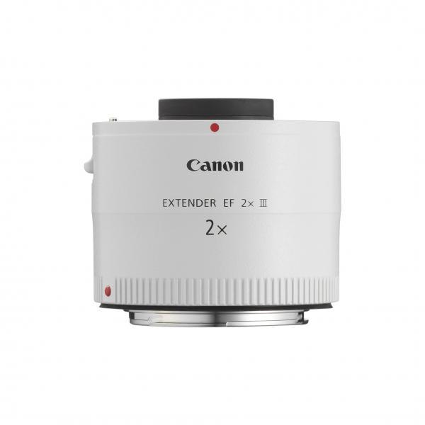 Canon EF 2x III SLR Prolunga Bianco 4960999664835 4410B005 08_4410B005