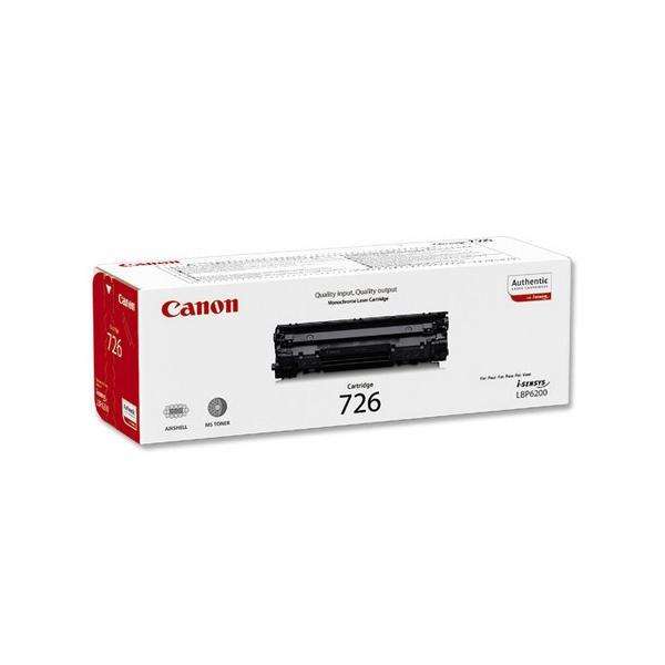 Canon CRG-726 Toner laser 2100pagine Nero 4960999675329 3483B002 10_242T956