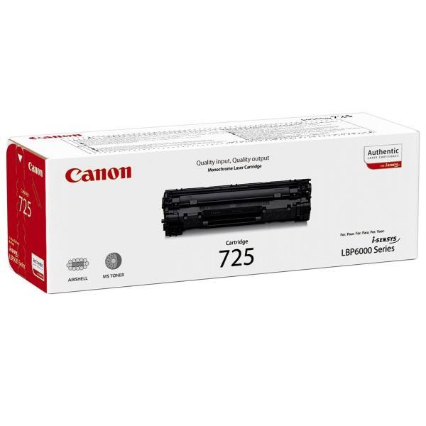 Canon CRG 725 Cartuccia 1600pagine Nero 4960999665115 3484B002 10_242T954