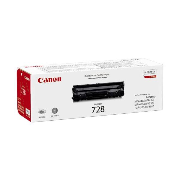 Canon CRG 728 Cartuccia 2100pagine Nero 4960999664118 3500B002 10_242S385