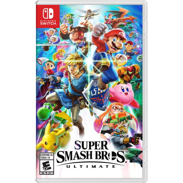 Nintendo Super Smash Bros. Ultimate videogioco Basic Nintendo Switch