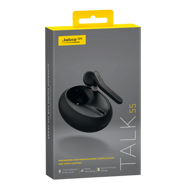 JABRA AURICOLARE TALK 55 ECLIPSE BLUETOO