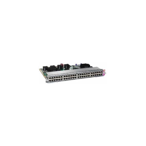 Cisco Cisco WS-X4748-RJ45V+E= Fast Ethernet,Gigabit Ethernet modulo del commutatore di rete
