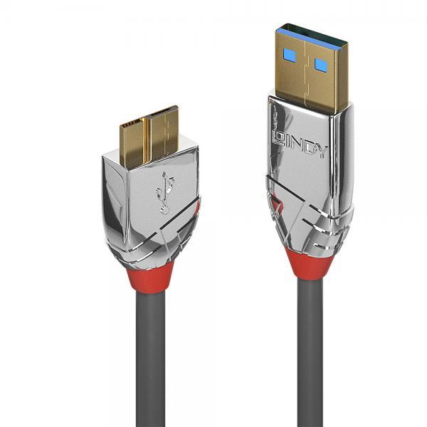Lindy 0 5M CROMO USB 3.0/3.1