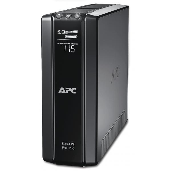 APC APC Back-UPS Pro gruppo di continuità (UPS) 1200 VA 10 presa(e) AC A linea interattiva