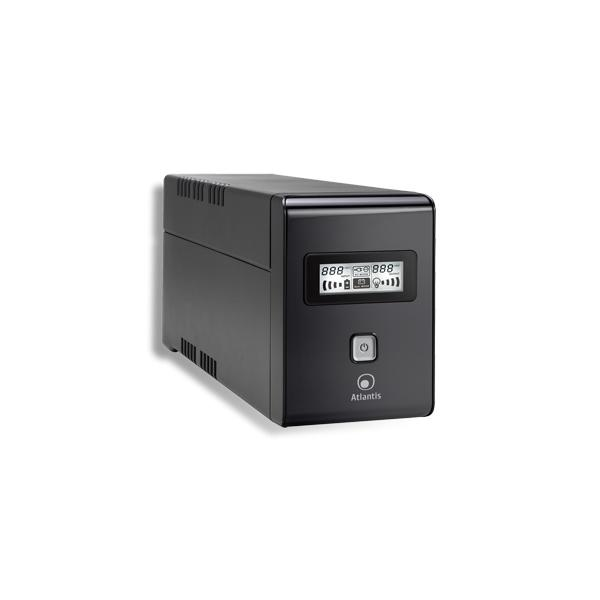 ATLANTIS LAND - NETWORKING HOT POWER UPS 851 POWER RATING 850VA  STEPWAVE TECHNOLOGY      .IN