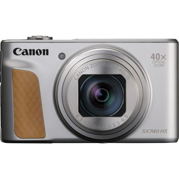 Canon PowerShot SX740 HS Fotocamera compatta 20,3 MP CMOS 5184 x 3888 Pixel 1/2.3