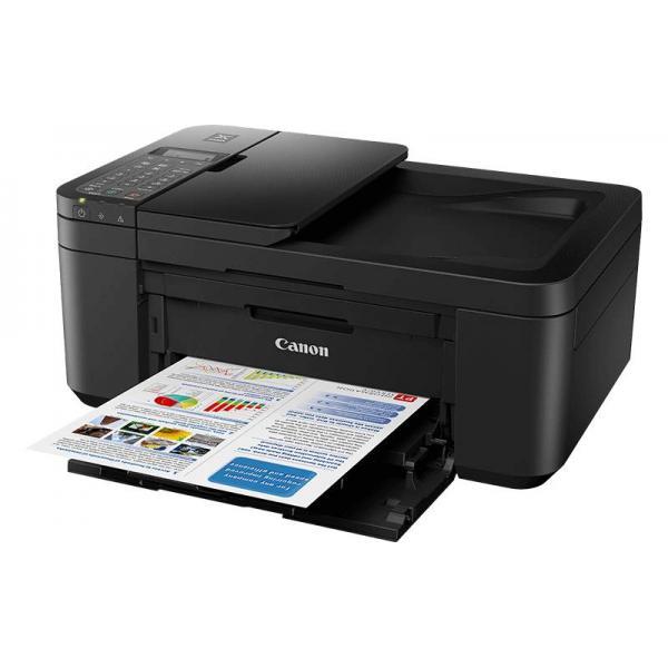 Stampante Multifunzione Pixma TR4550 Inkjet a Colori Stampa Copia Scansione Fax A4 8,8 ipm (B / N) 4,4 ipm (a Colori) Wi-Fi USB