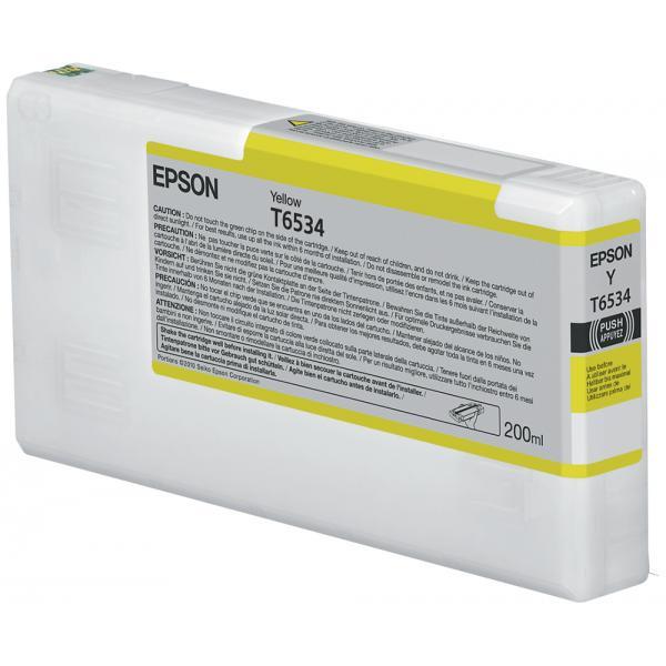 Epson Tanica Giallo 0010343877641 C13T653400 10_235D979
