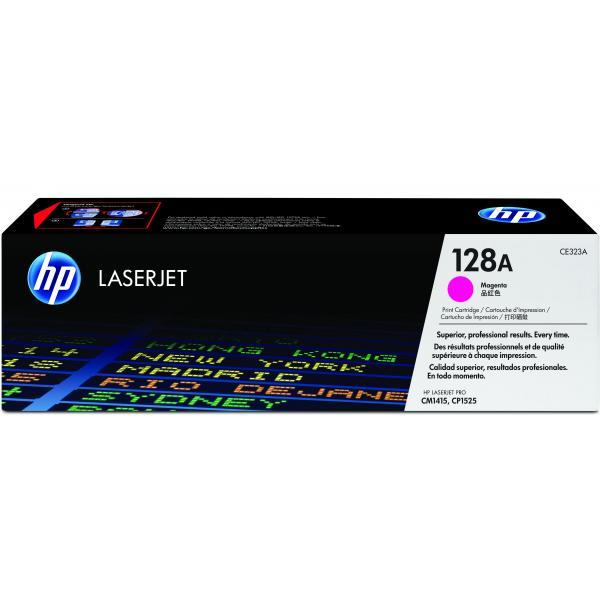 HP Cartuccia Toner originale magenta LaserJet 128A 0884420854531 CE323A COM_49337
