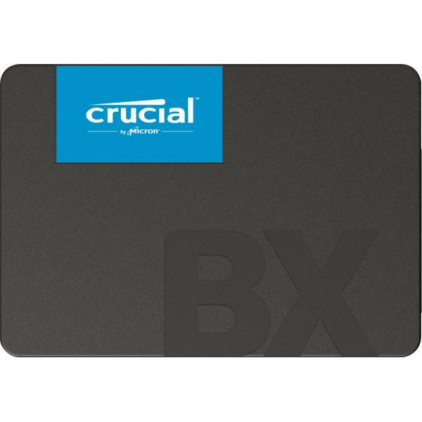 SSD Crucial 480GB BX500 CT480BX500SSD1 2,5 Sata3