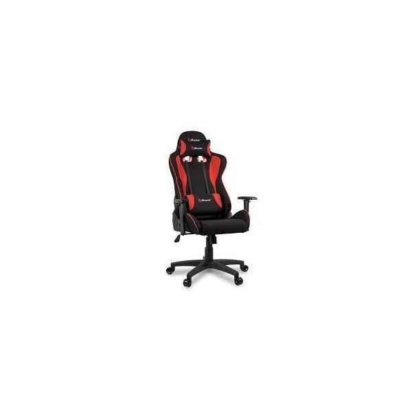 Arozzi Mezzo -V2-FB-RED sedia per videogioco Sedia da gaming per PC