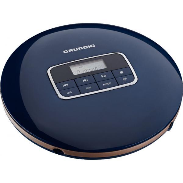 gcdp 8000gdr1403lettore CD portatile Blu