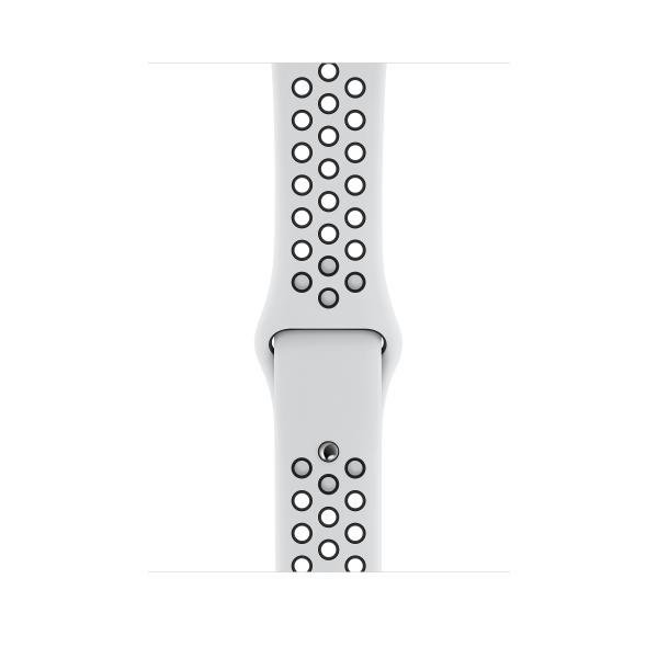Apple Watch Nike+ Series 4 smartwatch Argento OLED GPS (satellitare)