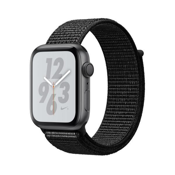 Apple Watch Nike+ Series 4 smartwatch Grigio OLED GPS (satellitare)