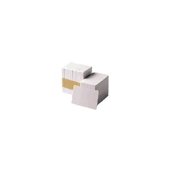 Zebra Premier PVC Card, 30 mil (5 packs x 100) biglietto da visita 500 pezzo(i)