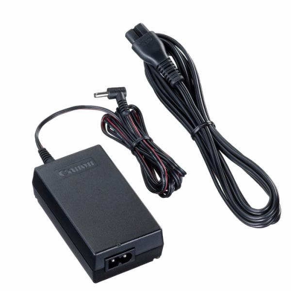 Canon Compact Power Adapter f MV600ser MVX100i adattatore e invertitore Interno Nero