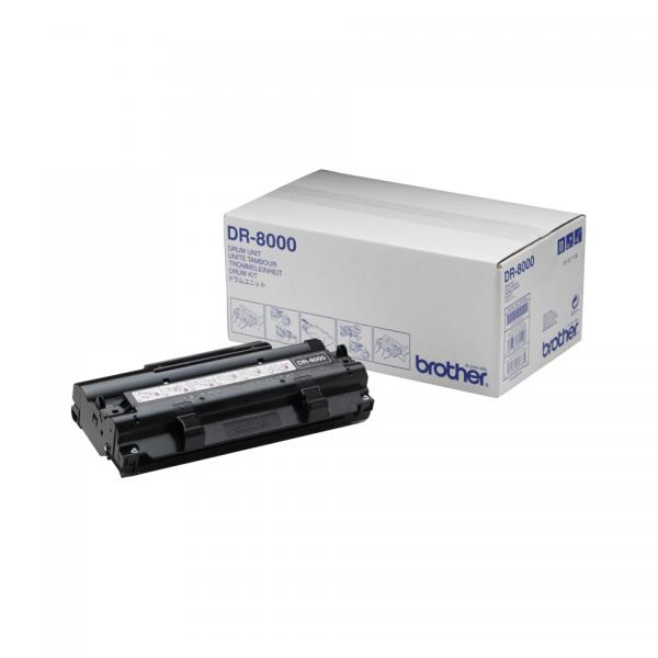 Brother DR-8000 Kit tamburo, 8.000 Pagine per Brother Fax 8070