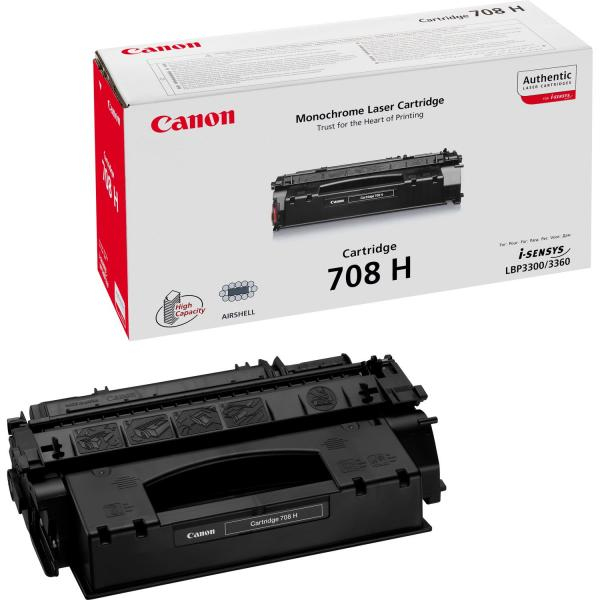 Canon !CARTUCCIA 708 NERO HIGH LBP 3300