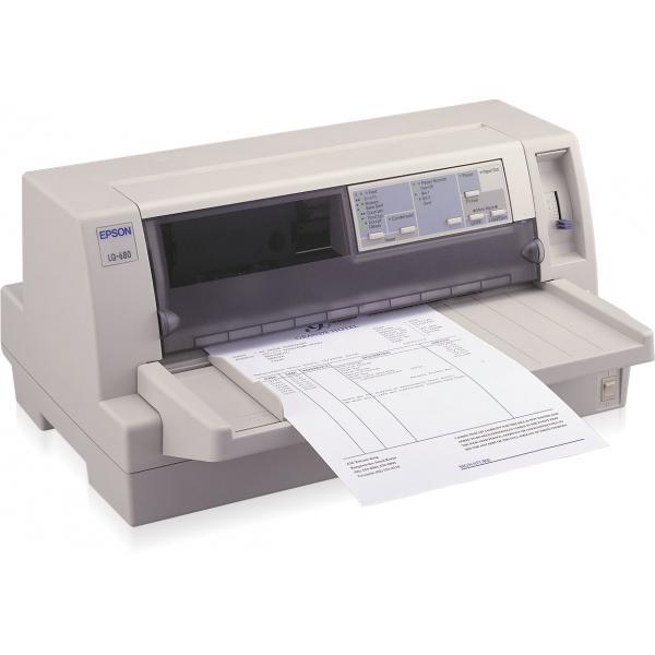 Epson LQ-680 Pro stampante ad aghi