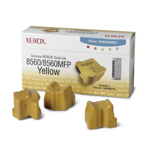 Xerox 108R00725 Giallo cartuccia stick 0095205427509 108R00725 10_9906817
