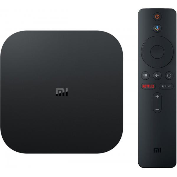 Xiaomi Mi Box S - TV Box 4K UHD, Media Player, YouTube Netflix Google, HDMI, Dolby Audio