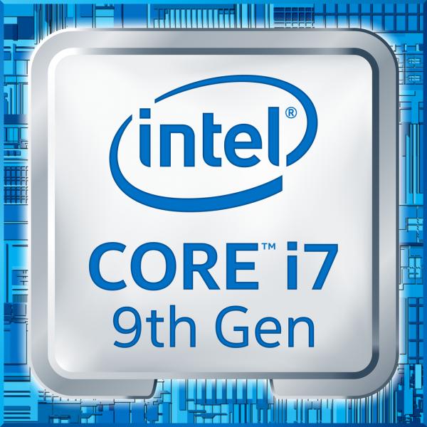 Processore Core i7-9700KF 8 Core 3.6 GHz Socket LGA 1151 Boxato (Dissipatore Escluso)