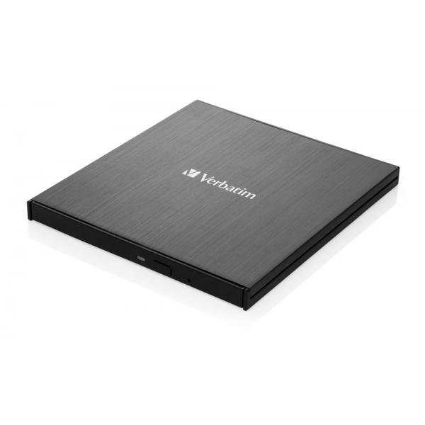 Verbatim 43888 lettore di disco ottico Nero Blu-Ray DVD Combo