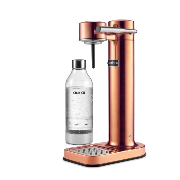 Aarke Carbonator II Trinkwassersprudler Kupfer