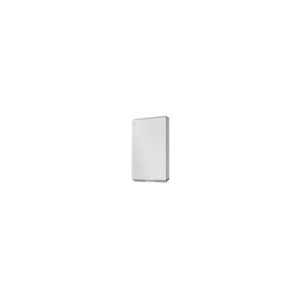 LaCie Mobile Drive USB 3.1 Gen2 Typ C  - 2TB 2.5 Zoll moon silver