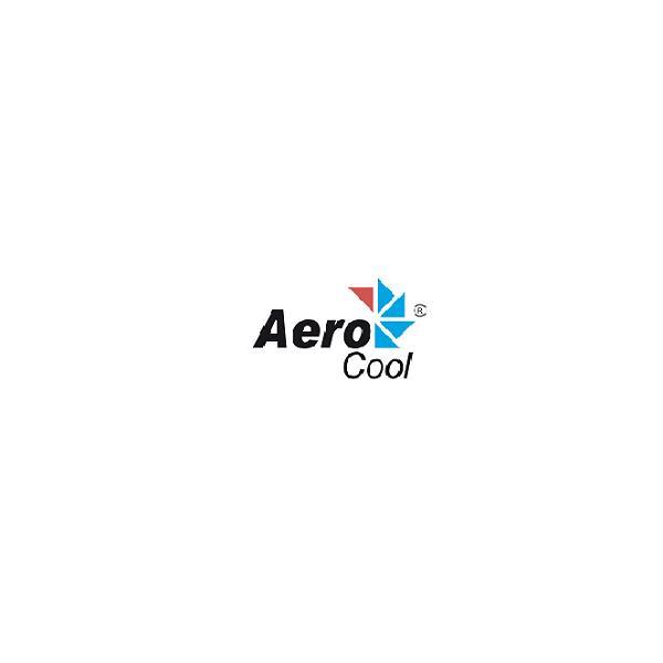 Aerocool AERO 2 Alpha RUS sedia da ufficio e computer Seduta imbottita Schienale imbottito