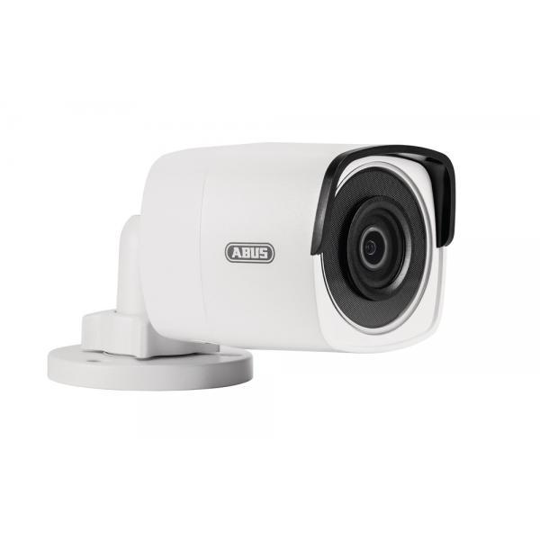 ABUS TVIP64510 telecamera di sorveglianza Telecamera di sicurezza IP Interno e esterno Capocorda Nero, Bianco 2560 x 1440 Pixel