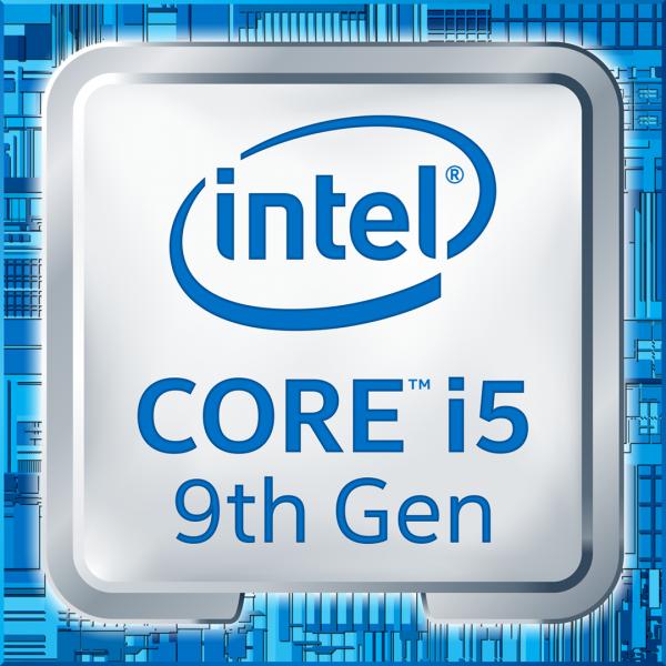 Processore Core i5-9500 6 Core 3 GHz Socket LGA 1151 Boxato (Dissipatore Incluso)