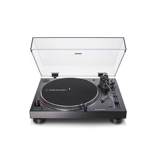 Audio-Technica AT-LP120X piatto audio Giradischi a trasmissione diretta Nero