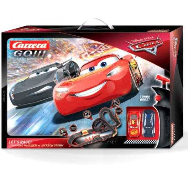 Carrera GO!!! Disney Pixar Cars - Lets Race!