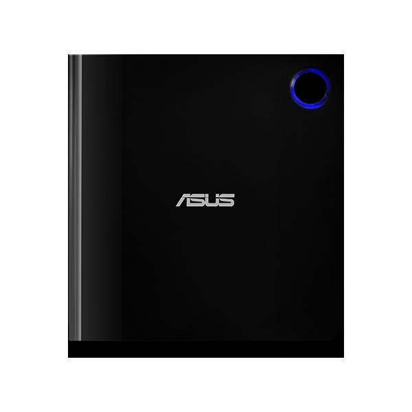 ASUS SBW-06D5H-U lettore di disco ottico Nero, Argento Blu-Ray RW