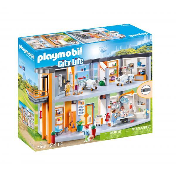 Playmobil City Life 70190 set da gioco