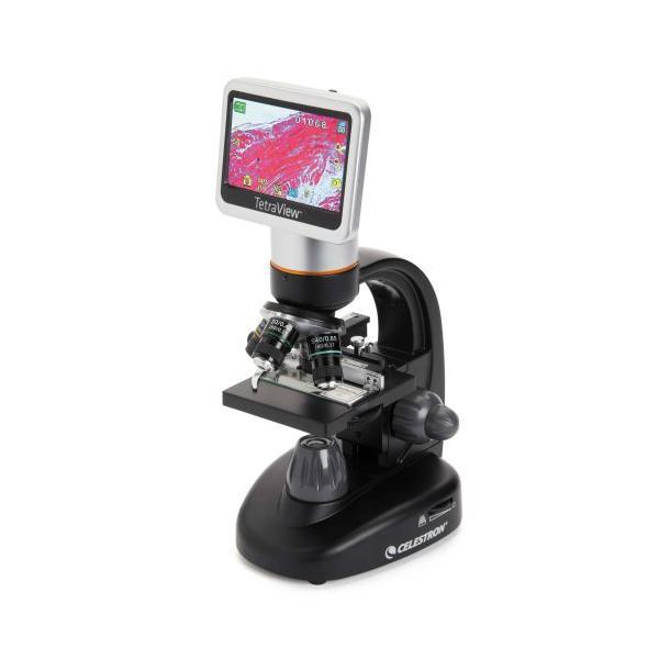 Celestron Tetraview Microscopio digitale 1600x