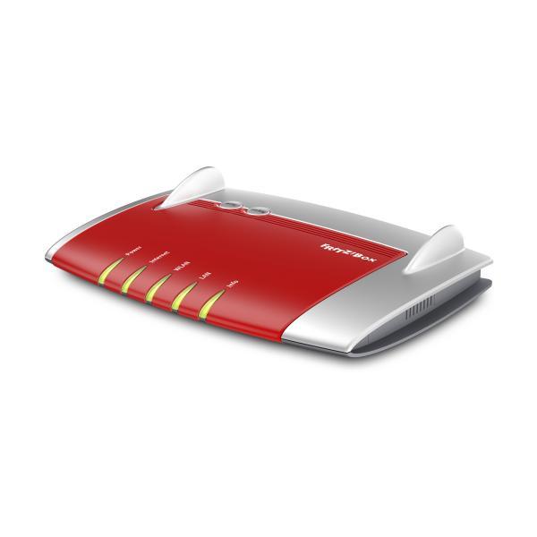 ROUTER WIRELESS FRITZ BOX 4040 WIRELESS 2.4 GHZ/5 GHZ GIGABIT (20002767)