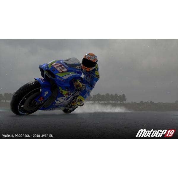 SWITCH - Moto GP 19