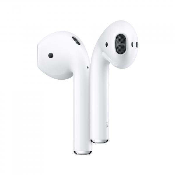 Apple AirPods 2 MV7N2 - Auricolari con Microfono, Bluetooth, Bianco