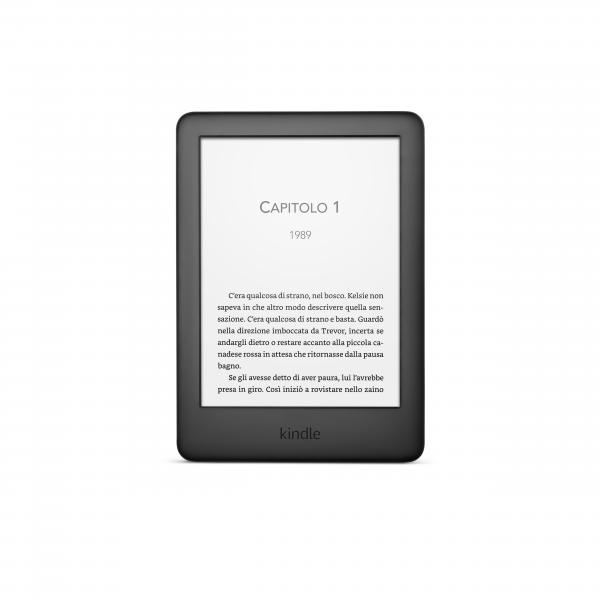 Amazon B07FQ473ZZ lettore e-book Touch screen 4 GB Wi-Fi Nero