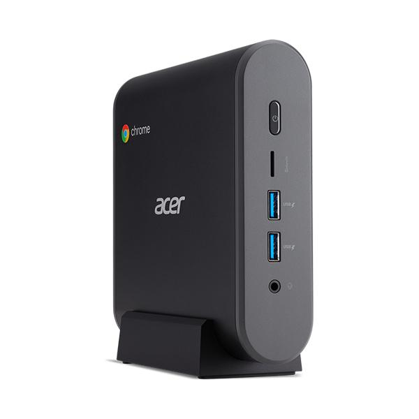 Acer Chromebox CXI3 Intel® Core™ i3 di ottava generazione i3-8130U 4 GB DDR4-SDRAM 64 GB SSD Nero Mini PC